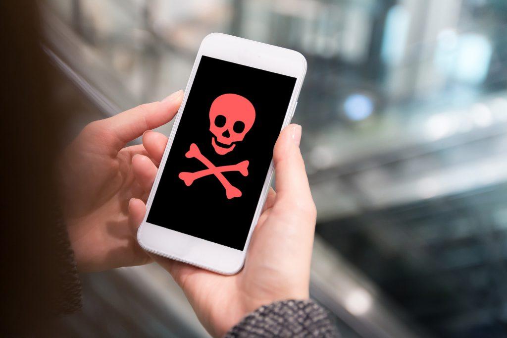 Smartphone Hazard