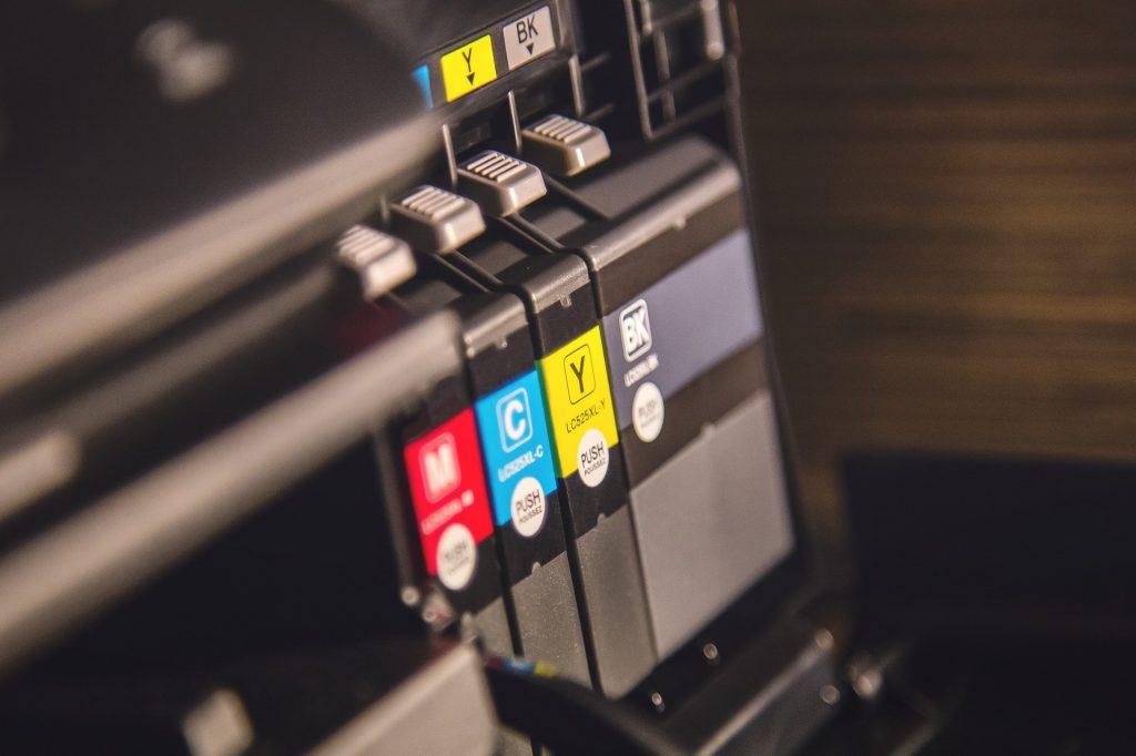 Tintenpatronen und Drucker